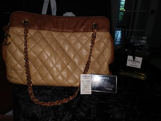 Preload https://img-static.tradesy.com/item/25285638/chanel-timeless-tote-soft-calfskin-quilted-perfect-for-summer-beige-and-tan-leather-shoulder-bag-0-2-540-540.jpg