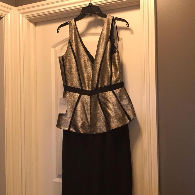 black and gold Maxi Dress by City Chic Image 3
