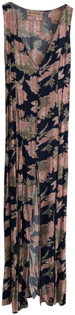 Preload https://img-static.tradesy.com/item/25285734/urban-outfitters-navy-pink-green-print-reverse-long-casual-maxi-dress-size-8-m-0-1-650-650.jpg