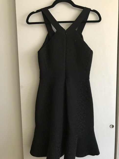 Rebecca Taylor short dress Black on Tradesy Image 3