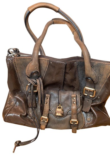 Preload https://img-static.tradesy.com/item/25285804/chloe-should-brown-leather-and-patent-leather-satchel-0-1-540-540.jpg