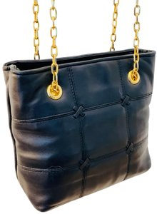 Lord & Taylor Tote in Black