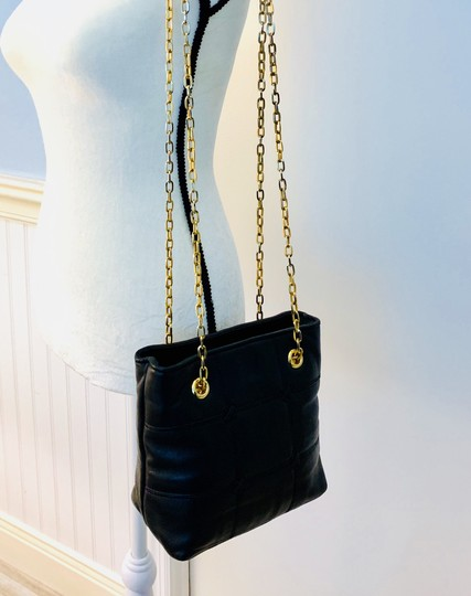 Lord & Taylor Tote in Black Image 6