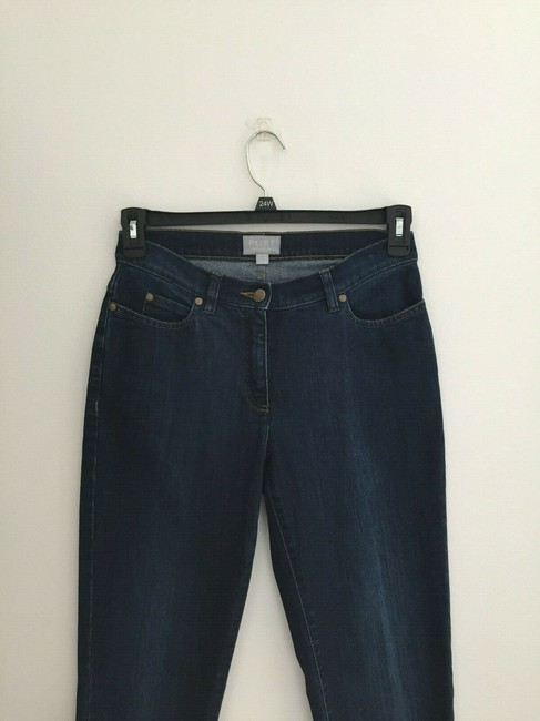 Pure Collection Straight Leg Jeans Image 1