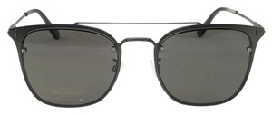 Tom Ford NEW Tom Ford TF546K Polarized Double Bridge Metal Sunglasses