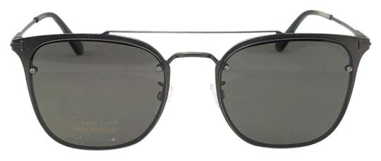 Tom Ford NEW Tom Ford TF546K Polarized Double Bridge Metal Sunglasses Image 0