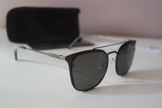Tom Ford NEW Tom Ford TF546K Polarized Double Bridge Metal Sunglasses Image 2