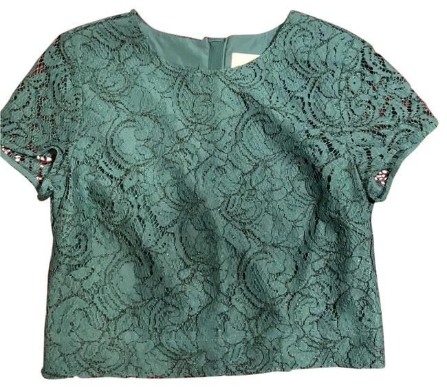 J.Crew Collection Lace Top J.Crew Collection Lace Top Image 1