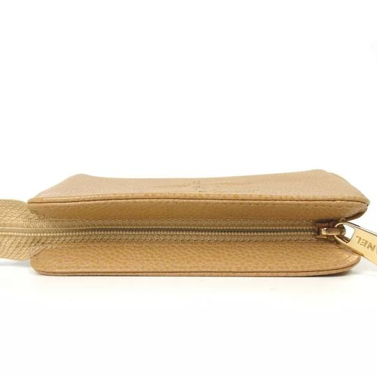 Chanel Chanel Caviar leather pouch Image 8