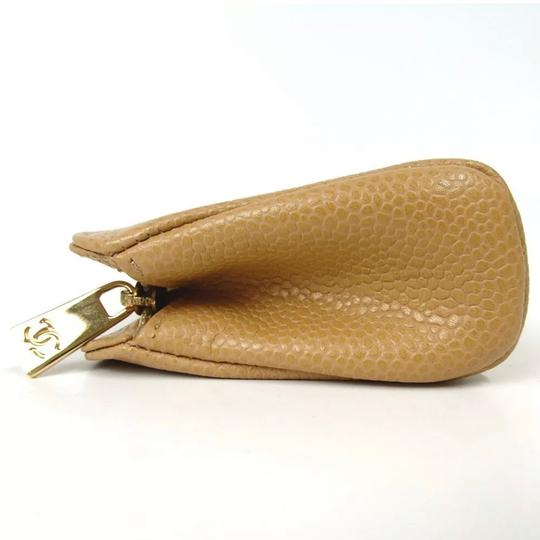 Chanel Chanel Caviar leather pouch Image 9