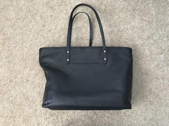 Coach City Tote in Black Image 1
