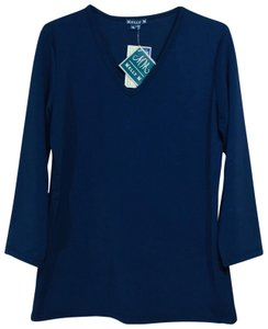 Melly M Top Navy