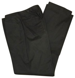 Coldwater Creek Straight Pants Gray