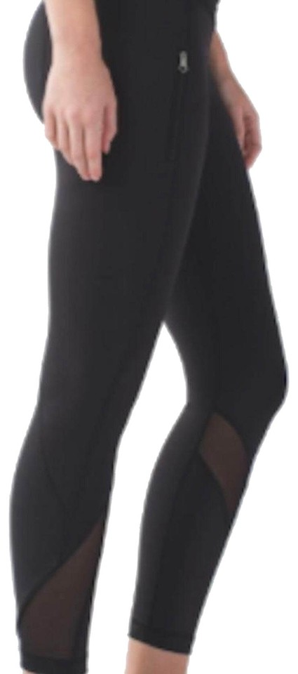 c8b7c114ea Lululemon Black Inspire Tight Ii Activewear Bottoms Size 2 (XS ...