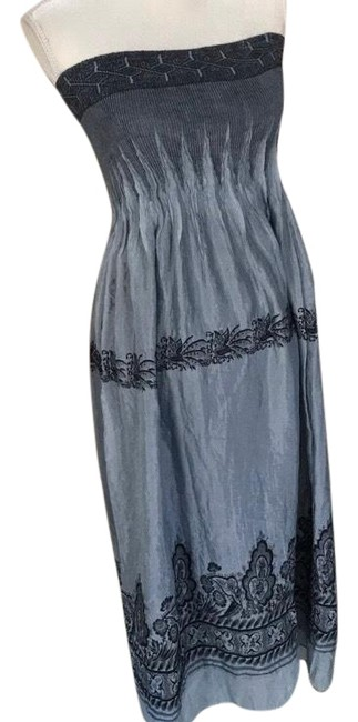 Preload https://img-static.tradesy.com/item/25288352/anthropologie-lapis-strapless-maxi-stress-mid-length-short-casual-dress-size-os-one-size-0-1-650-650.jpg