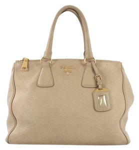 143473f0992e Beige Prada Bags - 70% - 90% off at Tradesy