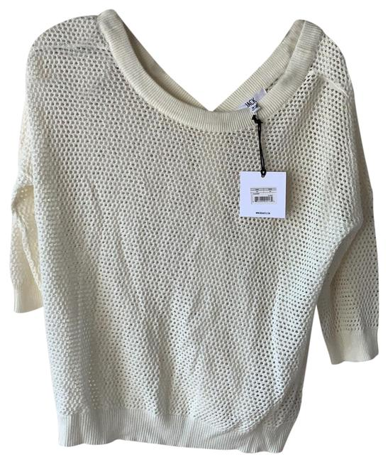 Item - Cream Button-down Top Size 2 (XS)