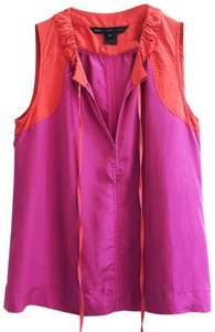 Marc by Marc Jacobs Top Pink, Orange