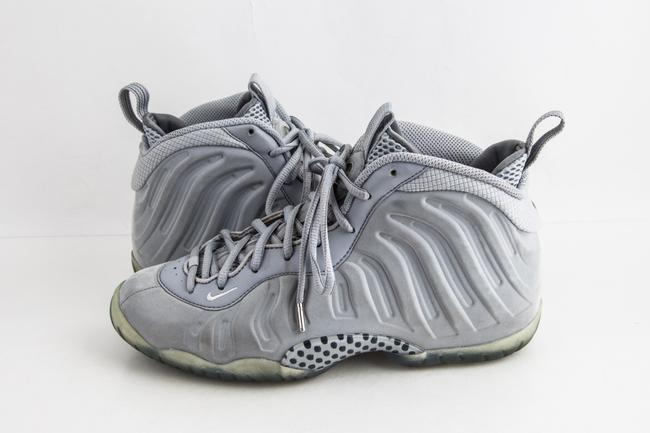 Item - Grey Air Little Posite One Premium Wolf Shoes