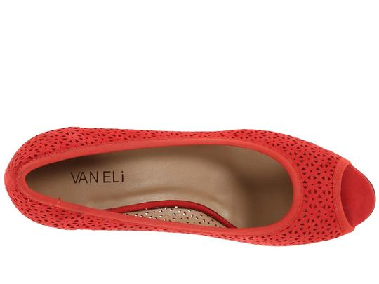 Vaneli Red Pumps Image 4