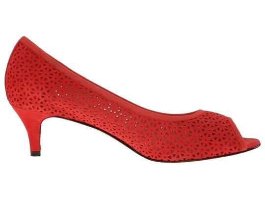 Vaneli Red Pumps Image 5