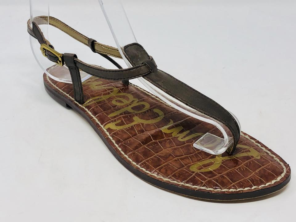 f71c81597e4c Sam Edelman Brown Gigi Sandals Size US 6.5 Regular (M