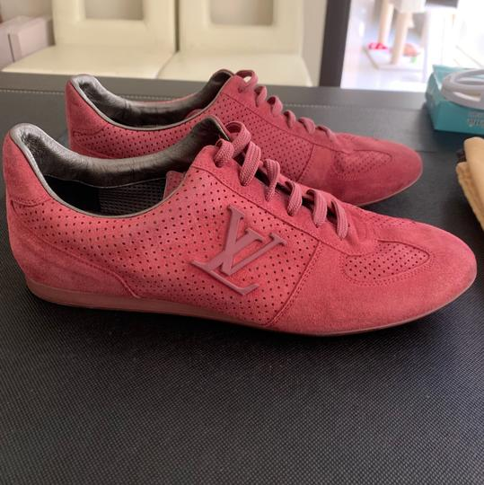 Louis Vuitton pink Athletic Image 2