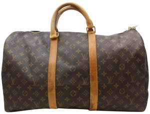 Louis Vuitton M41426 Keepall 50 Lv Lv Boston Bown Travel Bag