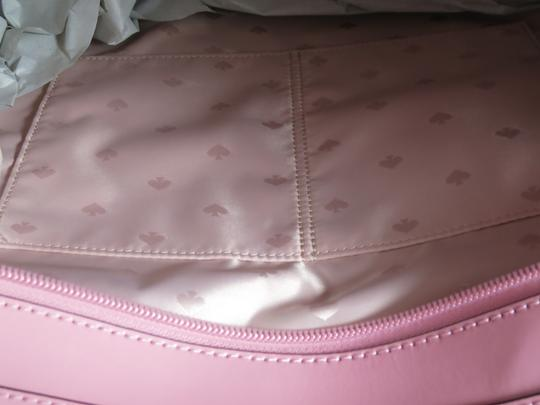 Kate Spade Leather New With Tags Tote in Bright Carnation Pink Image 7