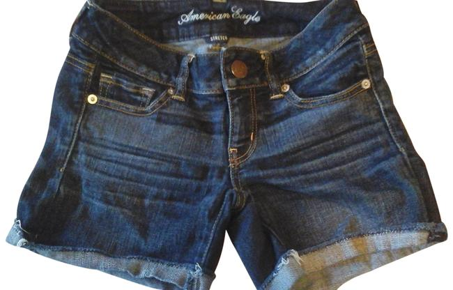 Item - Dark Blue Jean Shorts Size 0 (XS, 25)