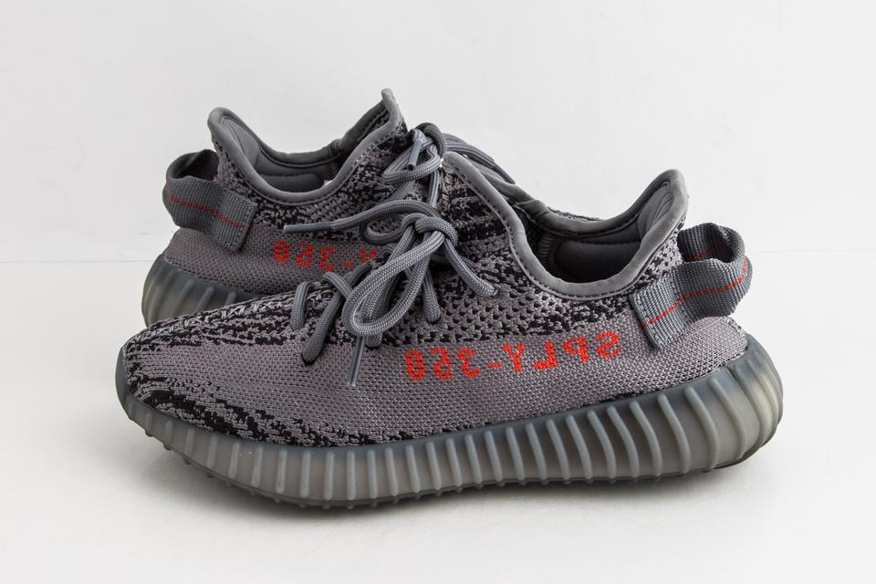 new arrival f6669 bac25 adidas X Yeezy Grey Boost 350 V2 Beluga 2.0 Shoes