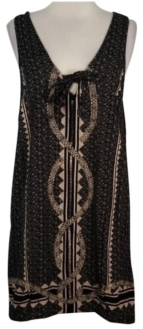 Preload https://img-static.tradesy.com/item/25292237/free-people-black-and-tan-beaded-tank-short-cocktail-dress-size-4-s-0-1-650-650.jpg
