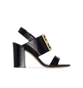 Givenchy Black Mules