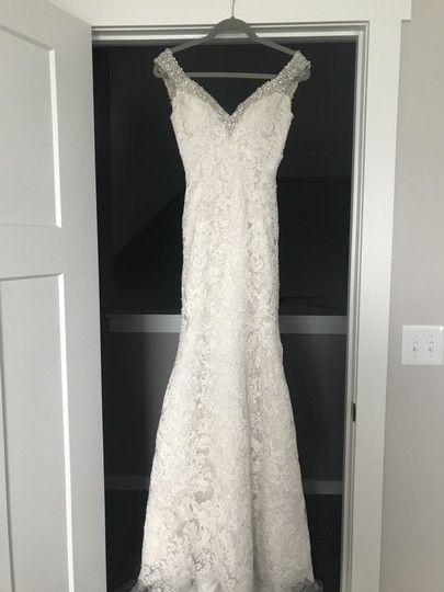 Preload https://img-static.tradesy.com/item/25292943/ivory-lace-style-number-c261-formal-wedding-dress-size-0-xs-0-0-540-540.jpg
