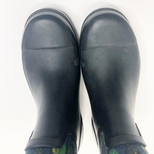 Tory Burch Blue Green Boots Image 3