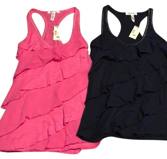 Preload https://img-static.tradesy.com/item/25293097/american-eagle-outfitters-red-pink-blue-and-aeropostale-s-tank-topcami-size-4-s-0-1-650-650.jpg