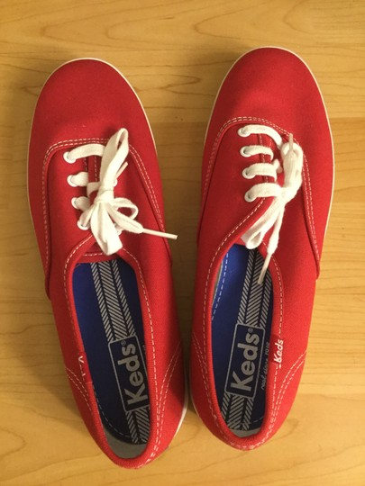 Keds Red Athletic Image 0