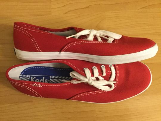 Keds Red Athletic Image 1