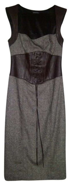 Preload https://item3.tradesy.com/images/bebe-brown-knee-length-workoffice-dress-size-0-xs-252932-0-0.jpg?width=400&height=650