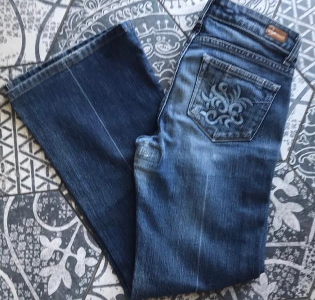 Paige Flare Pants Denim Image 3