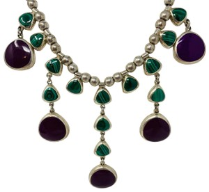 TAXCO TAXCO VINTAGE CHANDELIER NECKLACE