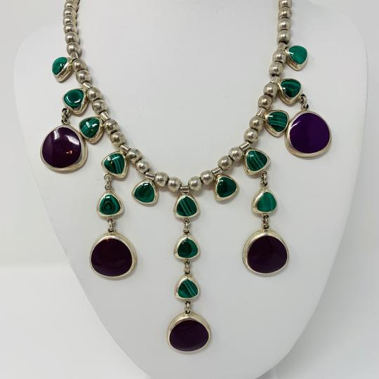 TAXCO TAXCO VINTAGE CHANDELIER NECKLACE Image 3
