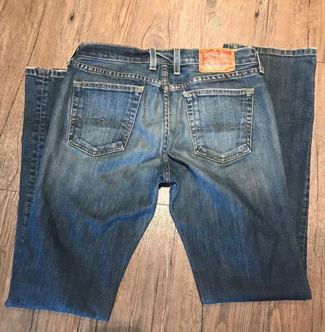 Lucky Brand Boot Cut Jeans-Distressed Image 2