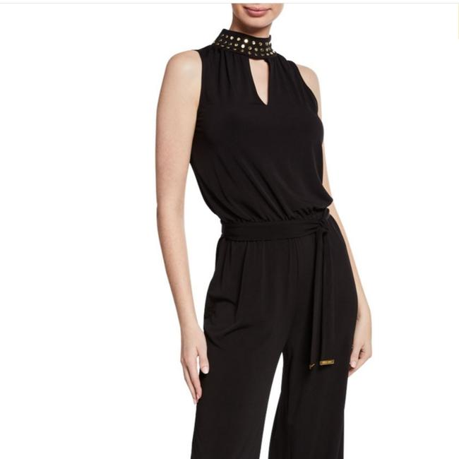 Preload https://img-static.tradesy.com/item/25293330/michael-kors-black-romperjumpsuit-0-5-650-650.jpg