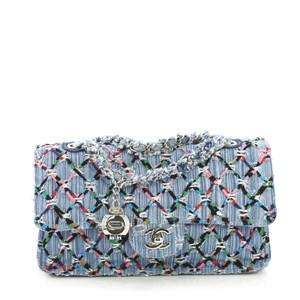 Chanel Denim blue Clutch