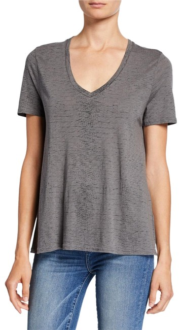 Preload https://img-static.tradesy.com/item/25293582/zadig-and-voltaire-carbone-wass-burn-textured-tee-shirt-size-4-s-0-1-650-650.jpg