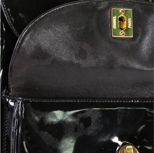 Chanel Leather Backpack Image 9