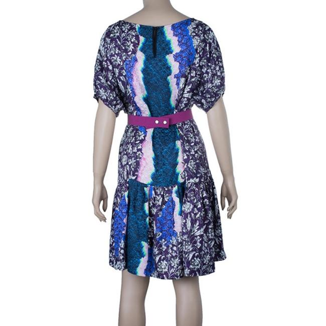 Peter Pilotto short dress Multicolor Print on Tradesy Image 1