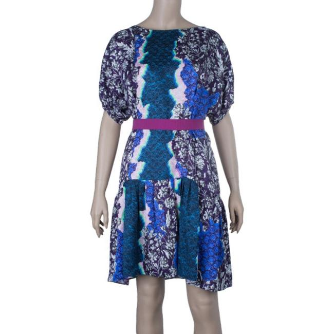 Peter Pilotto short dress Multicolor Print on Tradesy Image 2