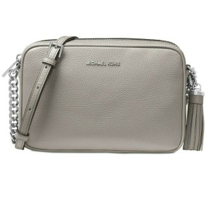 9cc39c527a96 Silver Michael Kors Cross Body Bags - Over 70% off at Tradesy